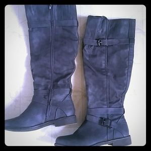 Brand new knee high boots